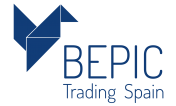 LOGO BEPIC TRADING SPAIN